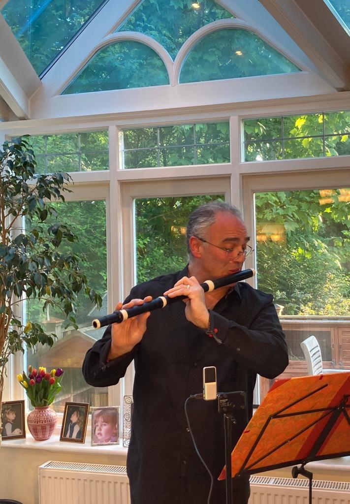 ADSM Ashley Solomon flautist conservatory